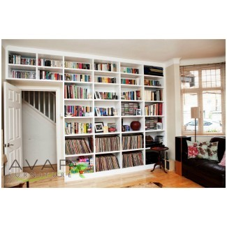 ƸӜƷ Ideas de librería a medida Galería 5 | Norte de Londres, Reino Unido