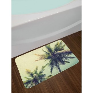 Alfombra de baño Coconut Palm Tree