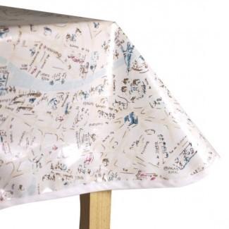 Mantel de algodón laminado con mantel por compelledtocraft ...