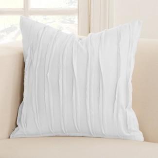Ertvelde Almohada de tiro 100% algodón