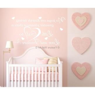 Mejores 15+ de arte de pared de bebé