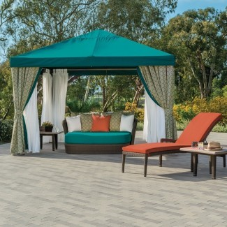 Sombrillas y cojines - Patio World