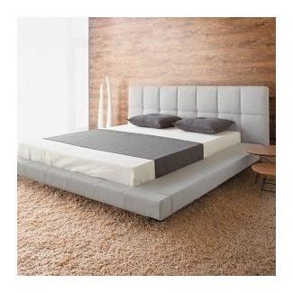 Estructura de cama Queen de perfil bajo - Ideas en Foter