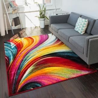 Ideas de decoración de apartamentos - Brillante y lindo apartamento de bricolaje ...