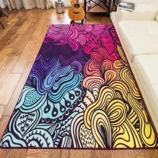 alfombras coloridas baratas | Roselawnlutheran