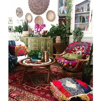 67 salas de estar marroquíes relajantes - DigsDigs