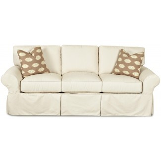 Funda de cojín de sofá con cojín en T blanco Decoración de 2 piezas Cojín en T