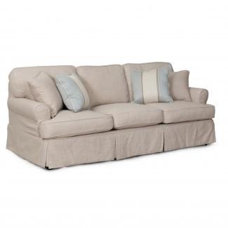 Fundas de sofá con cojín de 2 piezas con cojín de sofá con cojín de 2 piezas 3