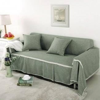 Más de 20 fundas para sofás de 3 cojines | Ideas de sofá