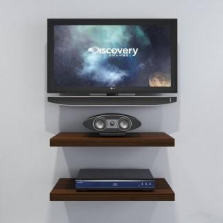 Comprar Apollo Set Top Box TV / DVD Player Shelf Set de