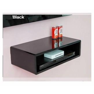 12 ideas de estantes de vidrio flotante para reproductor de DVD [19659018] 12 Ideas de estante de vidrio flotante para reproductor de DVD </div> </p></div> <div class=
