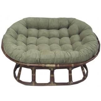 Cojín de sillón lounge interior premium Papasan