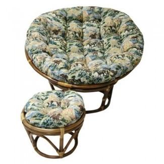 cojín de silla papasan ikea