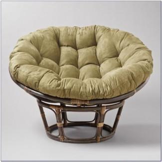 Cojín de silla Papasan para exteriores - Sillas: decoración del hogar ...