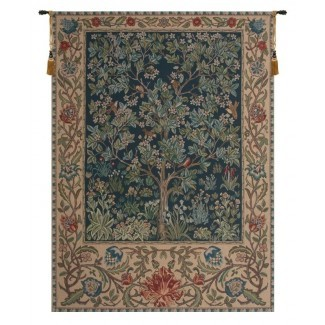 Tree of Life, William Morris Wall Hanging