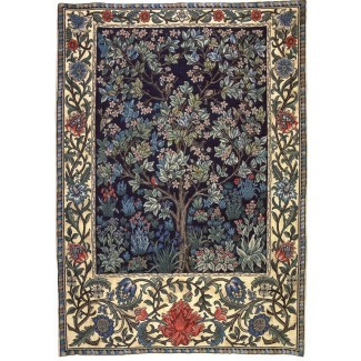 Obsesión: William Morris Tapestries | Arar tu propio surco
