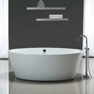"""Tina de baño Marilyn de 67 """"x 43"""""""