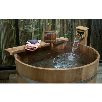 Bañeras japonesas (ideas de diseño) - Idea de diseño
