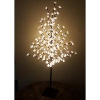 Exterior 200 luces LED cálidas Cherry Blossom Tree