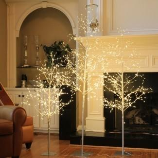 Luces de cuerda de árbol