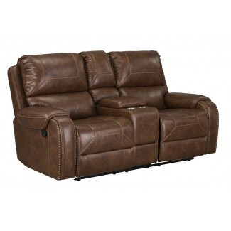 Loveseat reclinable Brodbeck