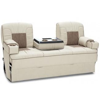Sofá cama Alameda RV, muebles RV -