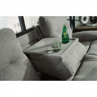 Flexsteel Latitudes - Sofá reclinable Evian Power con ...