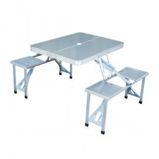 Mesa de picnic plegable portátil - Ideal Home Show Shop