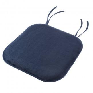 Cojín de silla de comedor de espuma con memoria interior / exterior