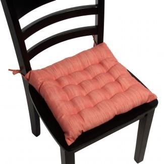4pk Dream Cojines de silla para el hogar Cojín cuadrado ...