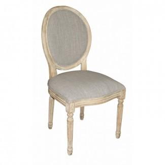 ic007 sillón con respaldo redondo