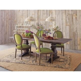sillas de comedor con respaldo redondo Dining Room Contemporary with. ..