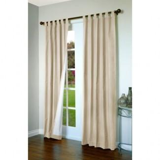 Decoración. Barras de cortina de puertas francesas clásicas: Barras de cortinas ...