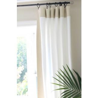 Barra de cortina francesa  