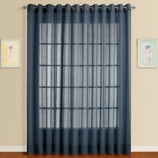 Decoración. Barras de cortina de puerta francesa clásica: puerta francesa ...