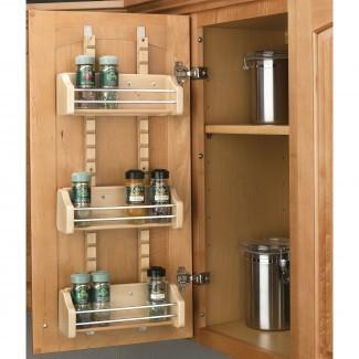 Rev-A-Shelf ajustable Montaje de puerta Rack de especias y comentarios ...
