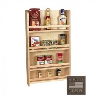 Century Components SRAS15PF Soporte de cocina para montaje en puerta de madera ...