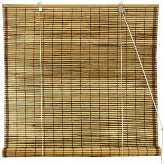Sombras: las interesantes sombras de bambú para exteriores bajan la habitación ...