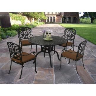 Diseño exterior: muebles de patio Hampton Bay para inspirar ...