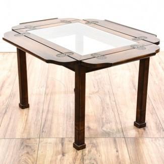 Mesa de café plegable Bisagras de mesa plegable