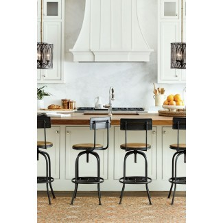 Cómo elegir las alturas de taburete adecuadas para tu cocina