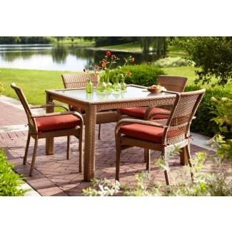 La gran elección de los muebles para patio Martha Stewart: martha ...