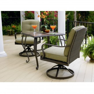 Martha Stewart Miramar Patio de reemplazo de muebles de patio ...