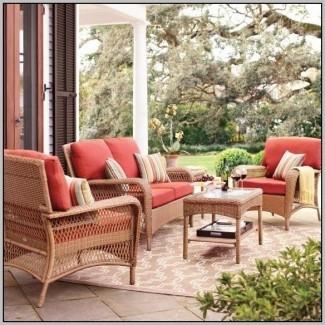 Cojines de muebles de patio Martha Restauración de imágenes de Stewart ...