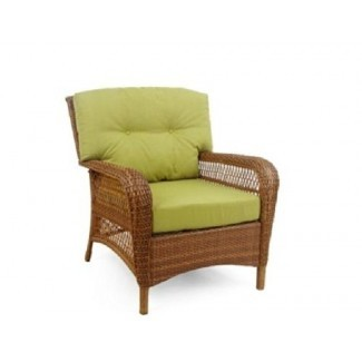 Muebles de patio de Martha Stewart Living. Charlottetown Brown