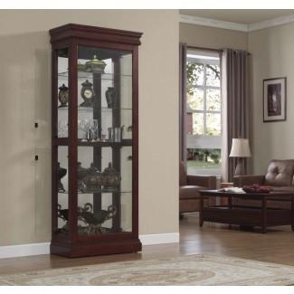 Muebles: gabinete de licor de lujo con cerradura para elegantes ...