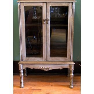 Muebles: Gabinete de licor de lujo con cerradura para elegante ...
