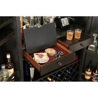 Muebles: gabinetes de cocina con cerradura | Armario para licor con ...