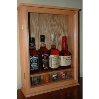 Gabinete de licor de bloqueo pequeño - Muebles nuevos