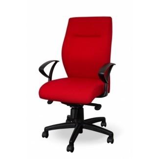 Mobiliario de oficina rojo Diseño de sillas 11 | Diseño de silla